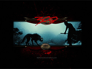 300 Movie Wallpaper