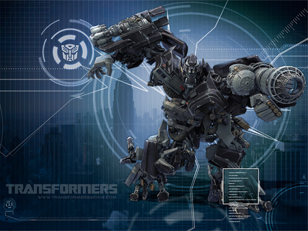Ironhide Movie Wallpaper