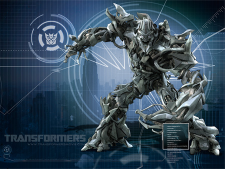 Megatron Movie Wallpaper
